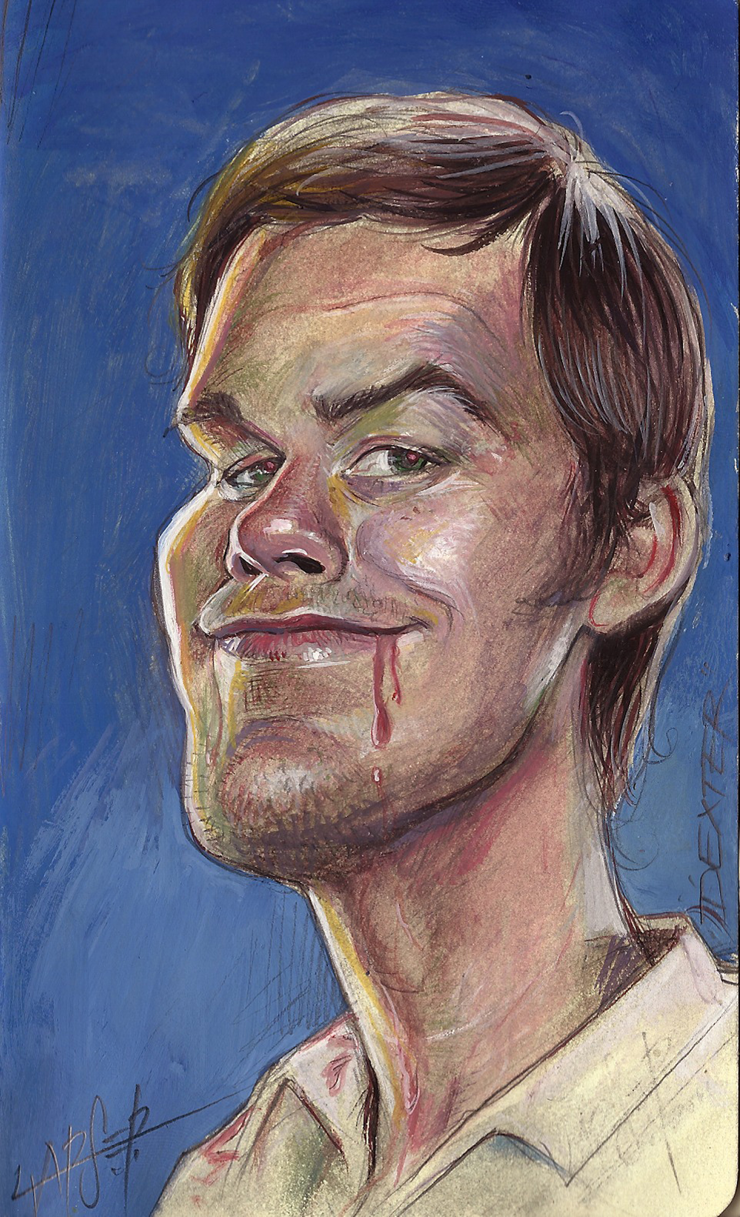 "Michael C. Hall ""Dexter"""