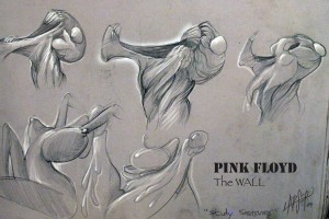 "Pink Floyd - Studies from ""The Wall"""